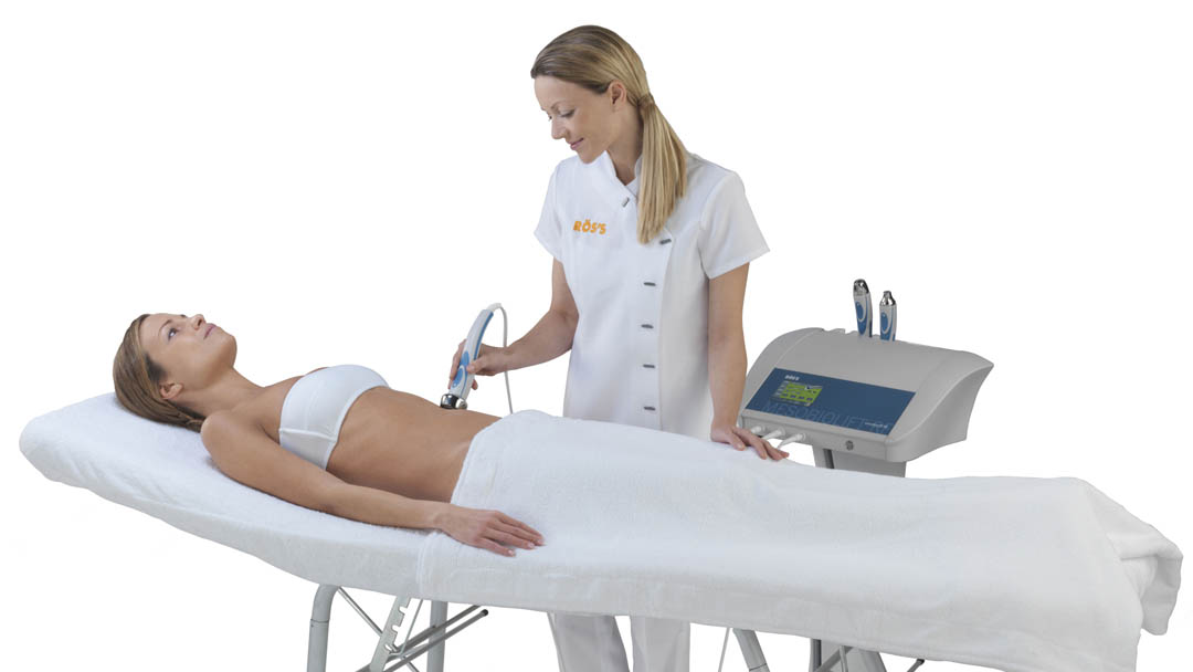 Imagen tratamiento corporal Mesobiolift de ROSS