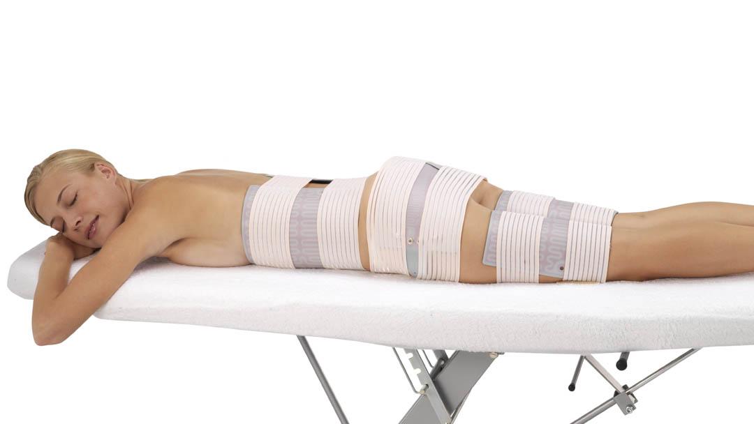 Imagen aplicación tratamiento Tei System de ROSS