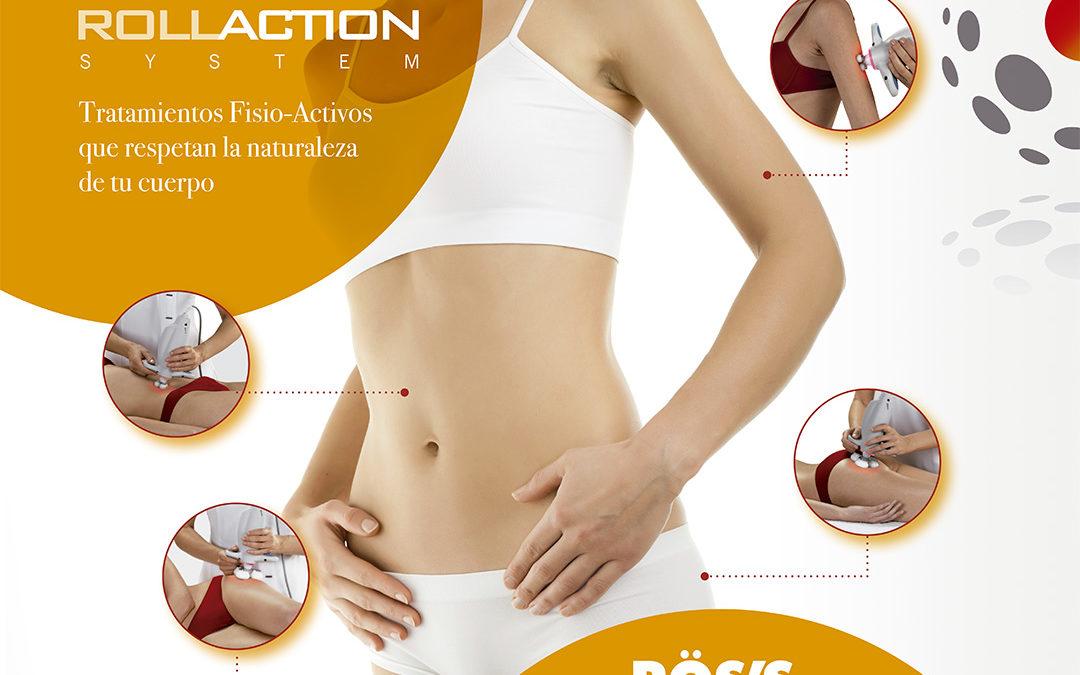 ROLLACTION SYSTEM: Tratamientos Fisio-Activos que respetan la naturaleza de tu cuerpo