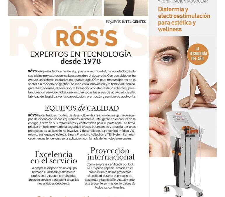 RÖS'S in Nueva Estética Magazine