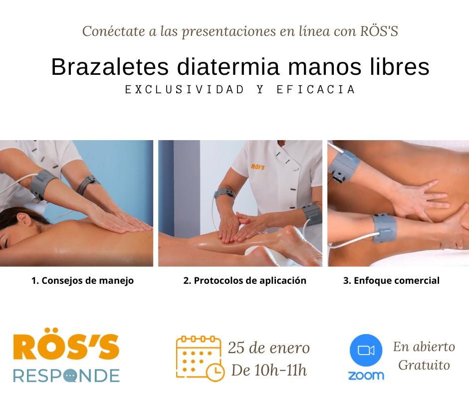 2021_formación Brazaletes_diatermia_rossestetica