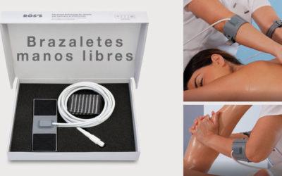 RÖS'S innovación. Los nuevos brazaletes manos libres de diatermia
