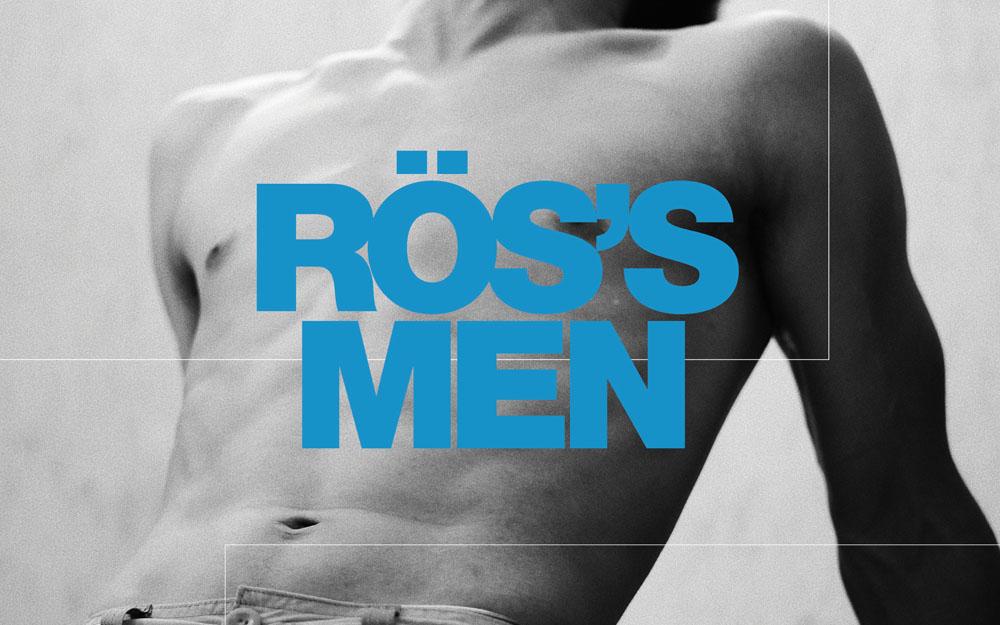 Lanzamiento de la campaña RÖS'S MEN