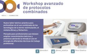 Portada Programa Workshop Protocolos combinados