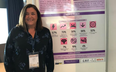 Ana Abello and Binary: clinical trial against dispaurenia